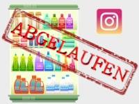 Abgelaufende Instagram Drogerie Gewinnspiel